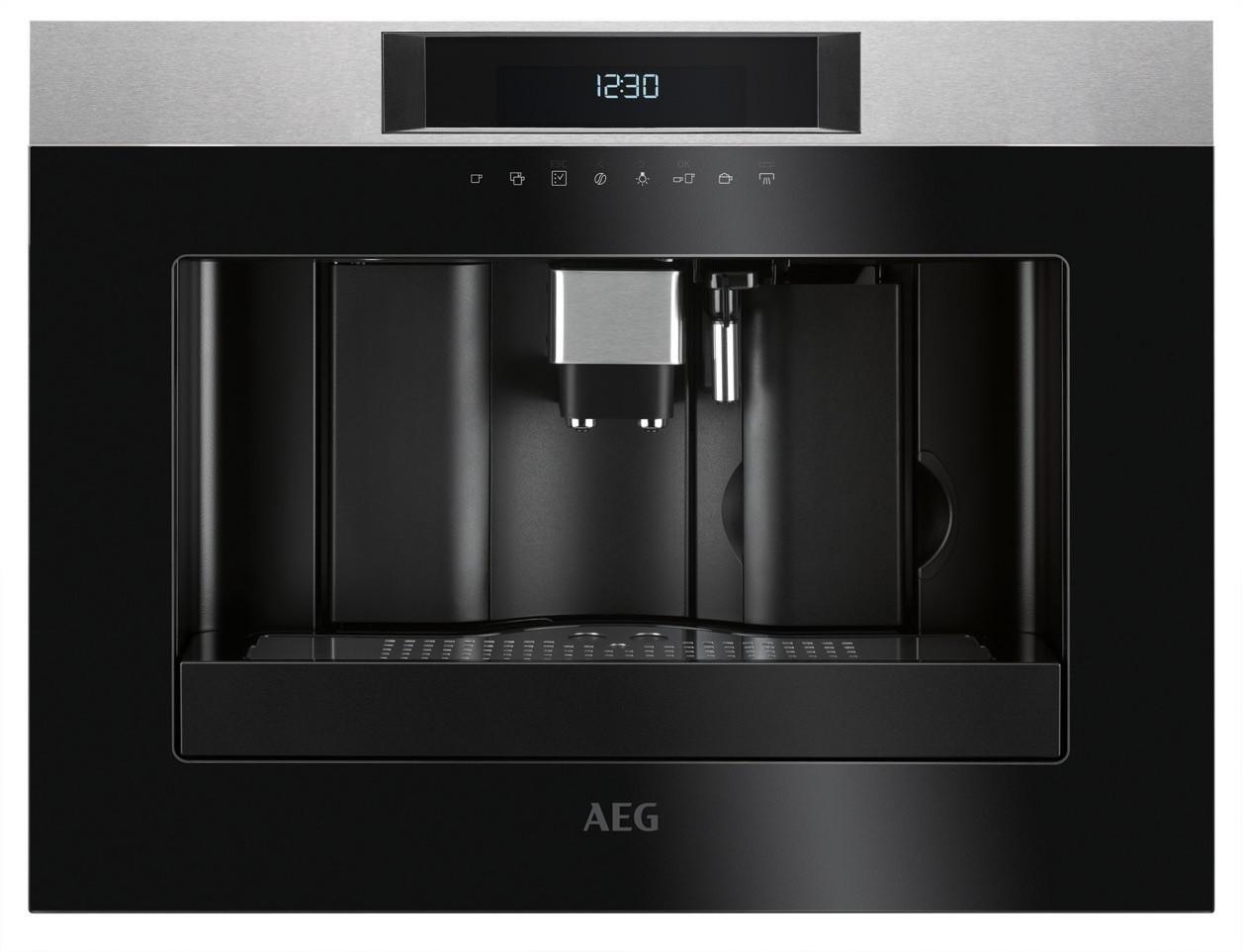 AEG Mastery KKK884500M kávovar vstavaný