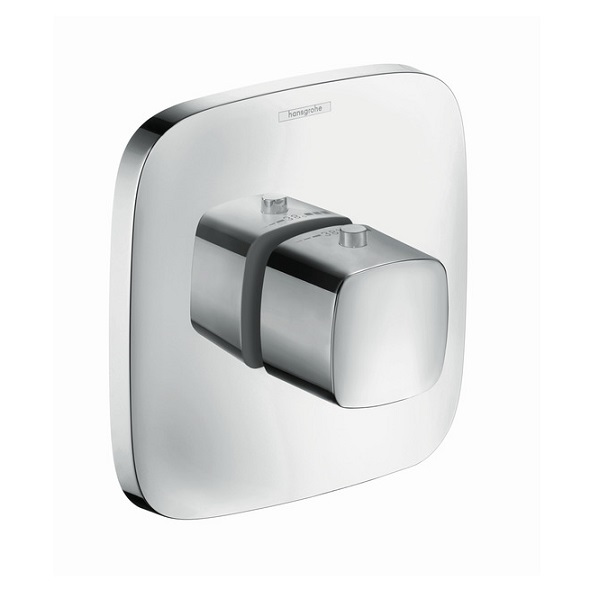 batéria sprch podom termostat PURA VIDA Highflow 59 l/min. chróm