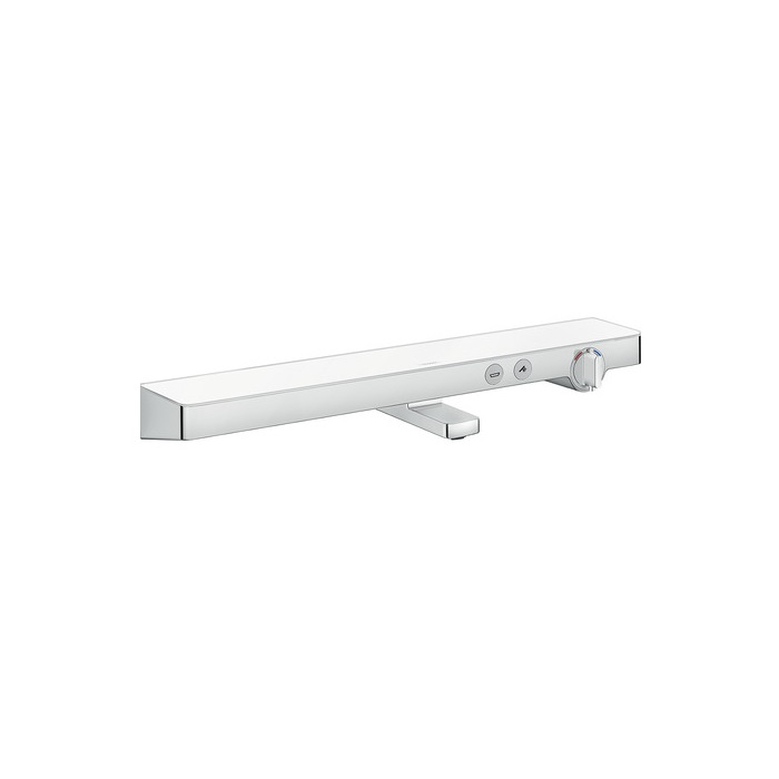batéria vaň nást termostat ShowerTablet Select 700 pre 2 spotrebiče biela/chróm