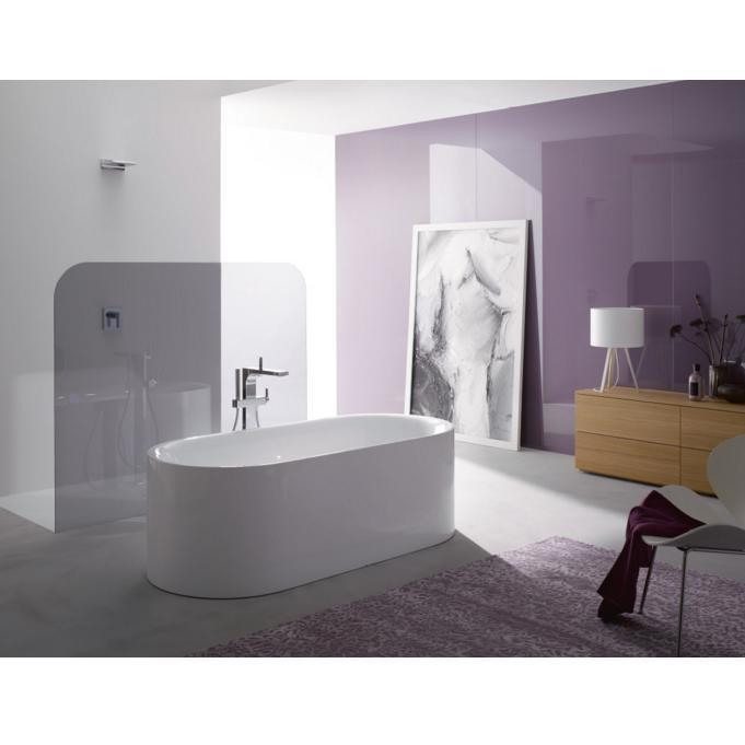 BETTE Lux Oval 190 x 90 x 45 cm vaňa voľne stojaca 3467CFXXS000