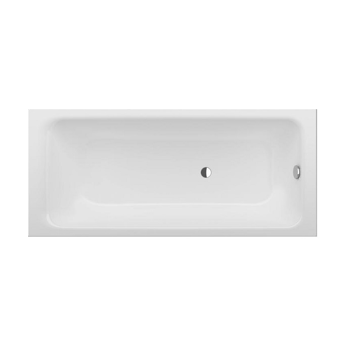 BETTE Select vaňa 170 x 75 cm biela s Glaze Plus 3412000GP