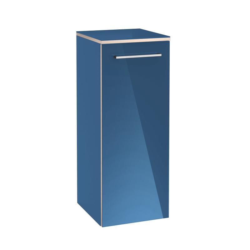 bočná skrinka AVENTO 350 x 892 x 370 mm Crytal Blue A89500B2