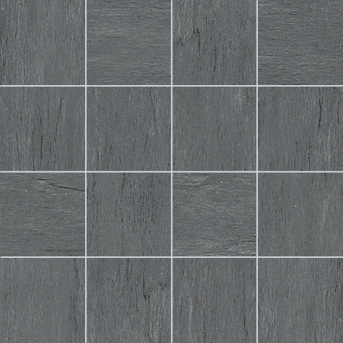 dlažba mozaika FIVE SENSES 30 x 30 cm (7,5 x 7,5 cm) matná antracit