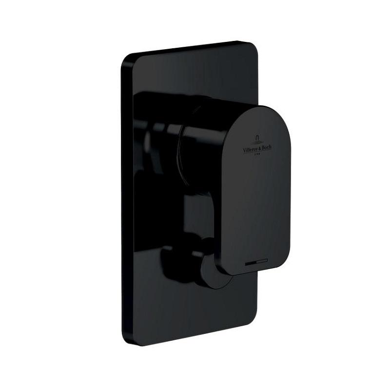 DORNBRACHT vaňová podomietková batéria s prepínačom matná čierna 3612096033
