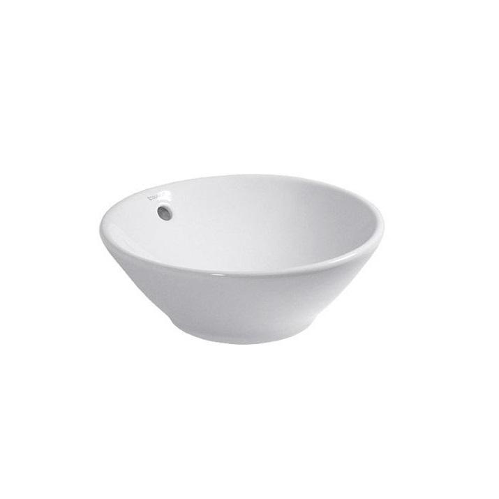 DURAVIT Bacino 42 cm umývadlo na dosku 0325420000