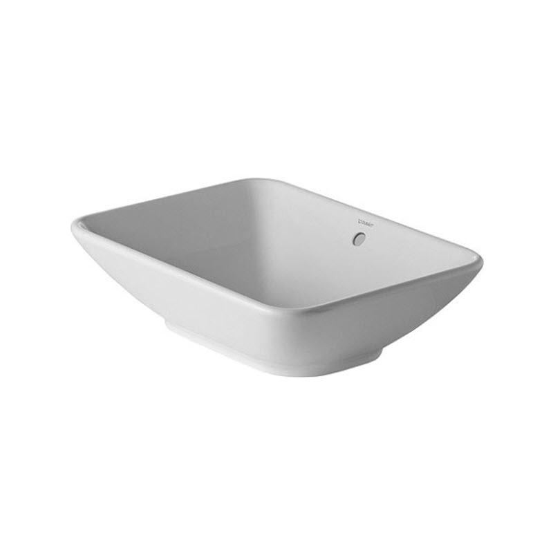 DURAVIT BACINO 55 x 42 cm umývadlo na dosku 0334520000