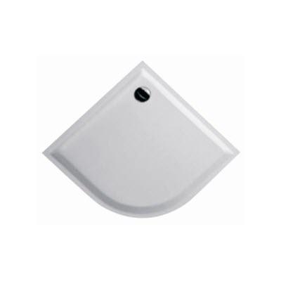 DURAVIT D-CODE 90 x 90 cm akrylátová sprchová vanička 1/4-kruh biela 720069000000000  - 2.trieda