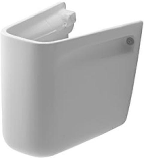 DURAVIT D-CODE kryt sifónu pre umývadlá 08571800002