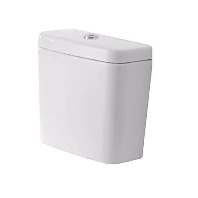 DURAVIT D-CODE nádržka k WC kombi mise biela 0927000004