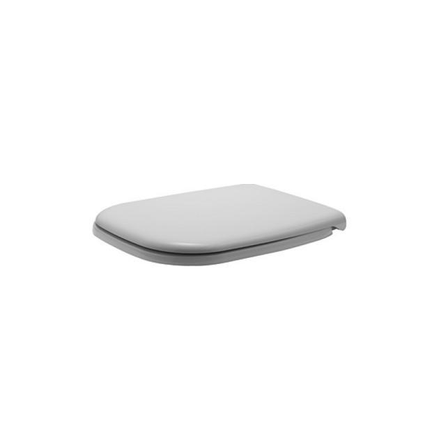 DURAVIT D-CODE WC sedátko so SoftClose biele 0067390000