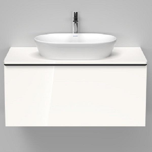 Duravit D-NEO 1000 x 550 mm skrinka pod umývadlo s 1 zásuvkou, biela lesklá DE494802222