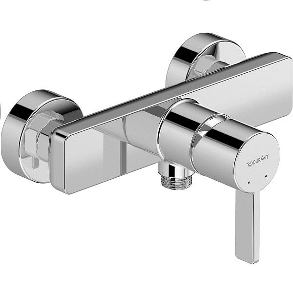 Duravit D-NEO sprchová nástenná batéria, chróm, DE4230000010