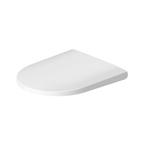 Duravit D-NEO WC sedátko s pozvoľným sklápaním SoftClose 0021690000