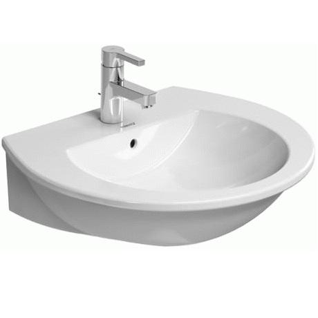 DURAVIT Darling New 60 x 52 cm umývadlo 2621600000