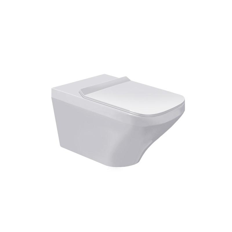 DURAVIT Dura Style 37 x 62 cm WC misa závesná s WG 25370900001
