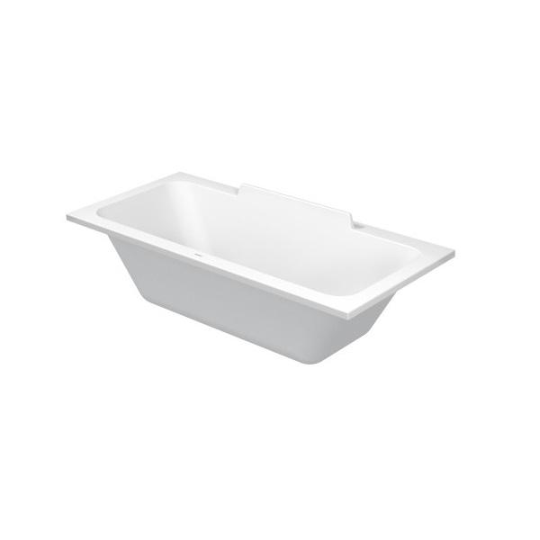 DURAVIT Dura Style akrylátová vaňa 180 x 80 x 46 cm biela 700298000000000