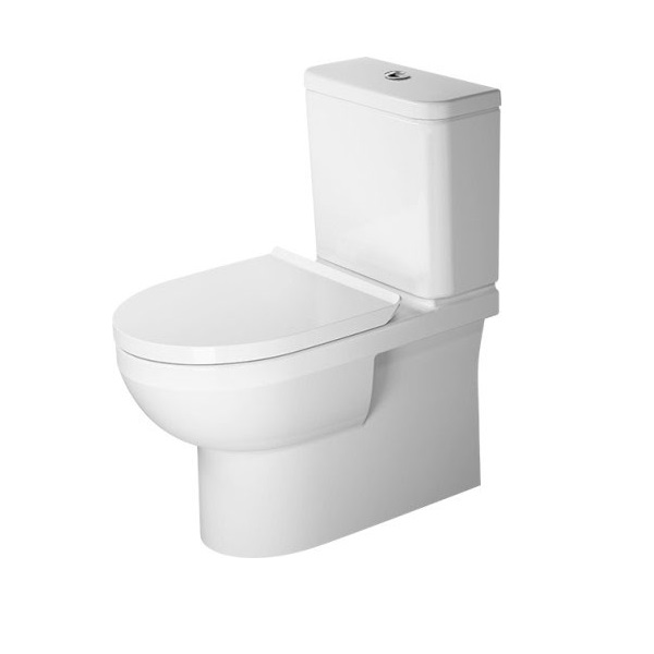 DURAVIT Dura Style misa WC kombi 36,5 x 65 cm 2182090000