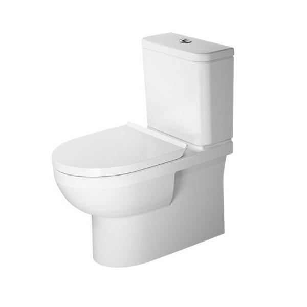 DURAVIT Dura Style misa WC kombi 36,5 x 65 cm 2182092000