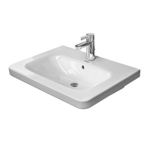 DURAVIT Dura Style nábytkové umývadlo 65 x 48 cm biele 2320650000