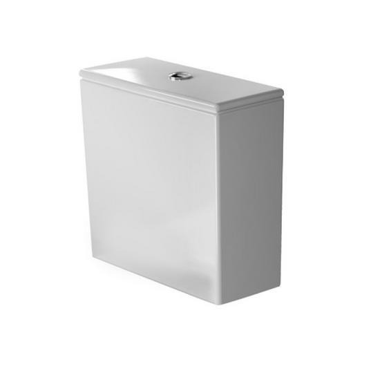 DURAVIT Dura Style splachovacia nádržka k WC kombi 39 x 17 cm 0935100005
