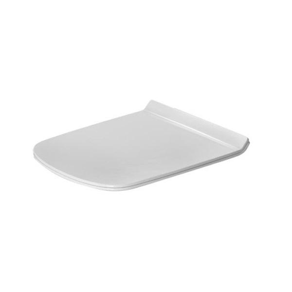 DURAVIT Dura Style WC sedátko Slim so SoftClose, biele  0060590000