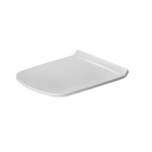 DURAVIT Dura Style WC sedátko SLIM so SoftClose biele 0063790000