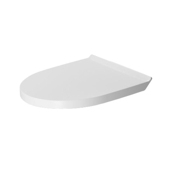 DURAVIT Dura Style WC sedátko so SoftClose biele 0020790000