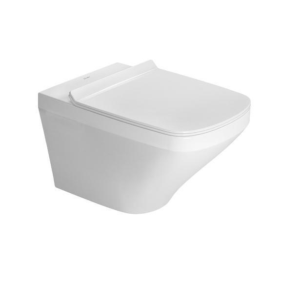 DURAVIT Dura Style závesná WC misa 37 x 54 cm, upevnenie DURAFIX, biela 2552090000