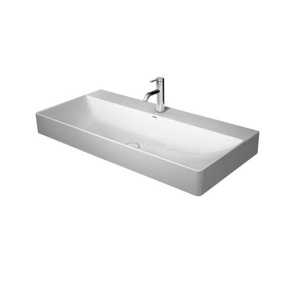 DURAVIT DuraSquare 100 x 47 cm umývadlo 2353100041