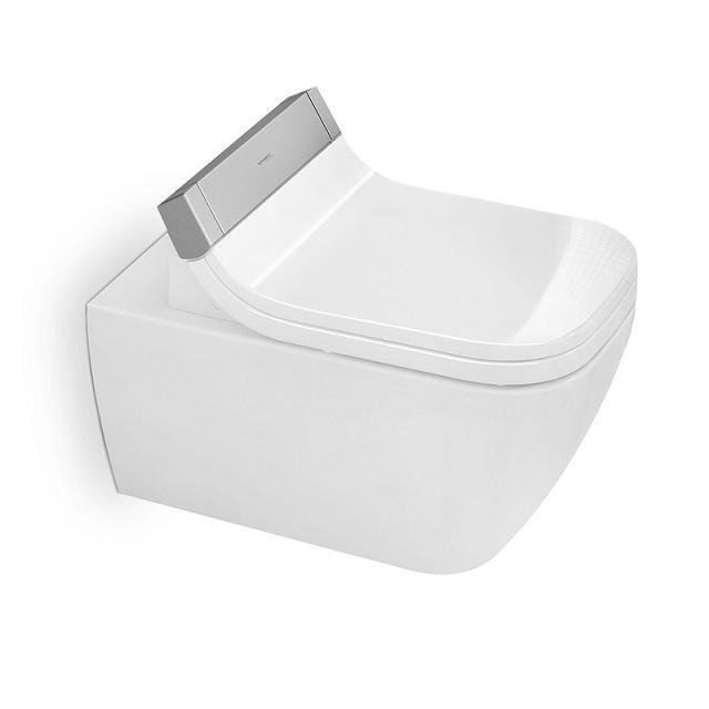 DURAVIT Happy D. SensoWash 36,5 x 62 cm WC misa závesná 25505900001