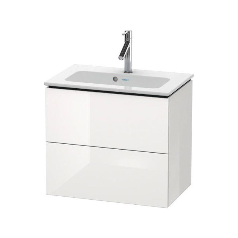 DURAVIT L-CUBE Compact skrinka pod umývadlo biela LC625602222