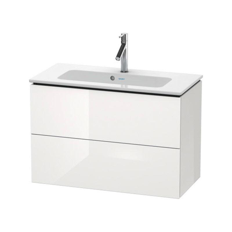 DURAVIT L-CUBE Compact skrinka pod umývadlo biela LC625702222