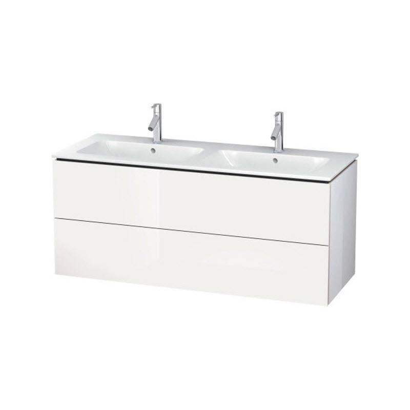 DURAVIT L-CUBE skrinka pod umývadlo biela LC625802222