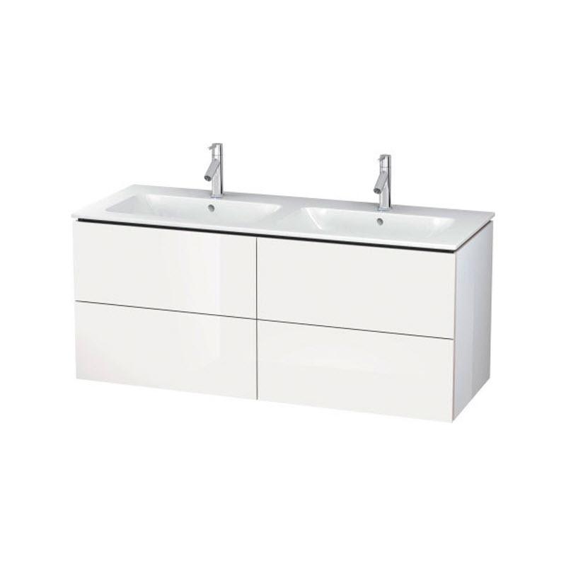 DURAVIT L-CUBE skrinka pod umývadlo biela LC625902222