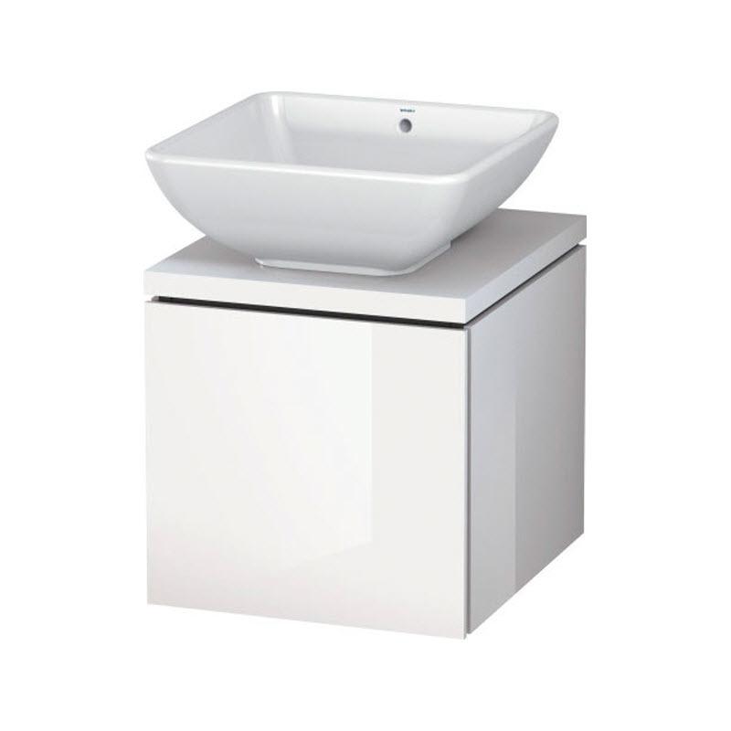 DURAVIT L-CUBE skrinka pod umývadlo pod dosku biela LC680902222