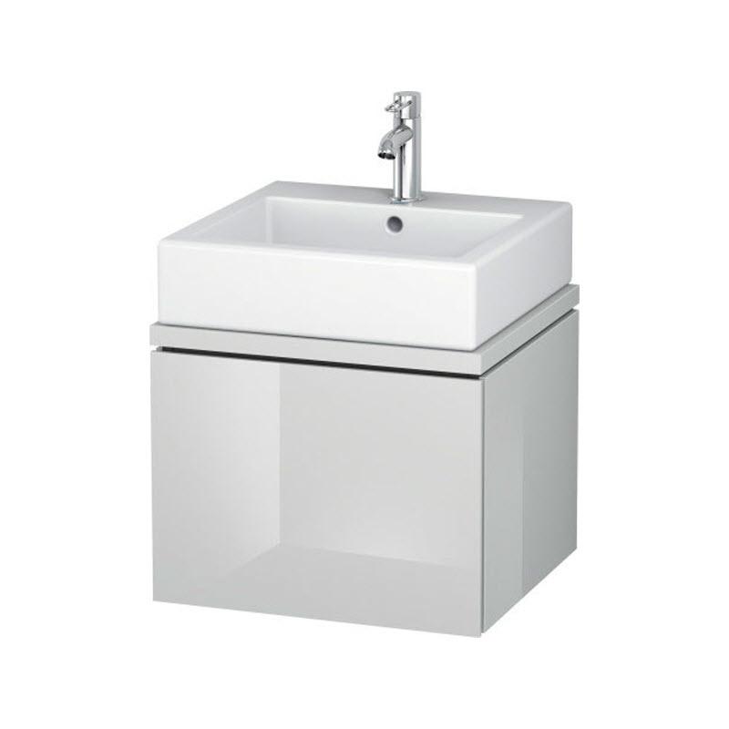 DURAVIT L-CUBE skrinka pod umývadlo pod dosku biela LC681002222
