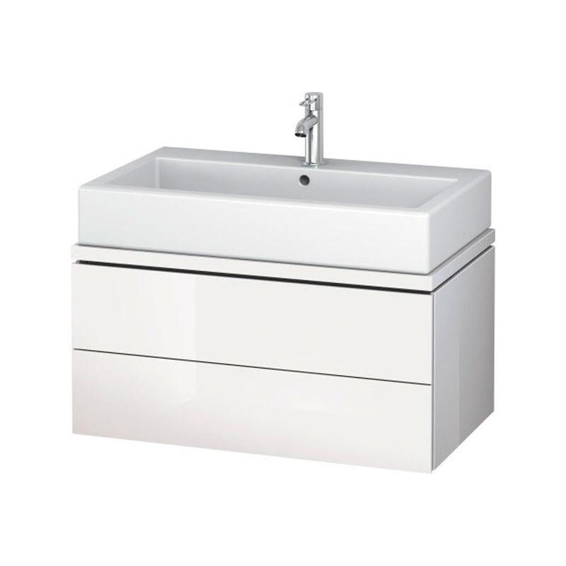 DURAVIT L-CUBE skrinka pod umývadlo pod dosku biela LC682202222