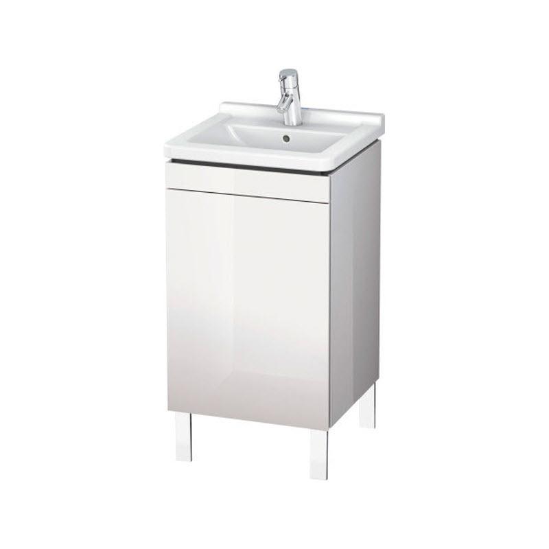 DURAVIT L-CUBE skrinka pod umývadlo stojaca biela LC6168L2222
