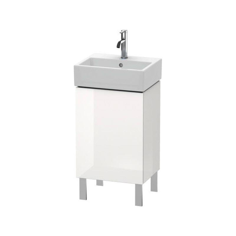 DURAVIT L-CUBE skrinka pod umývadlo stojaca biela LC6750L2222