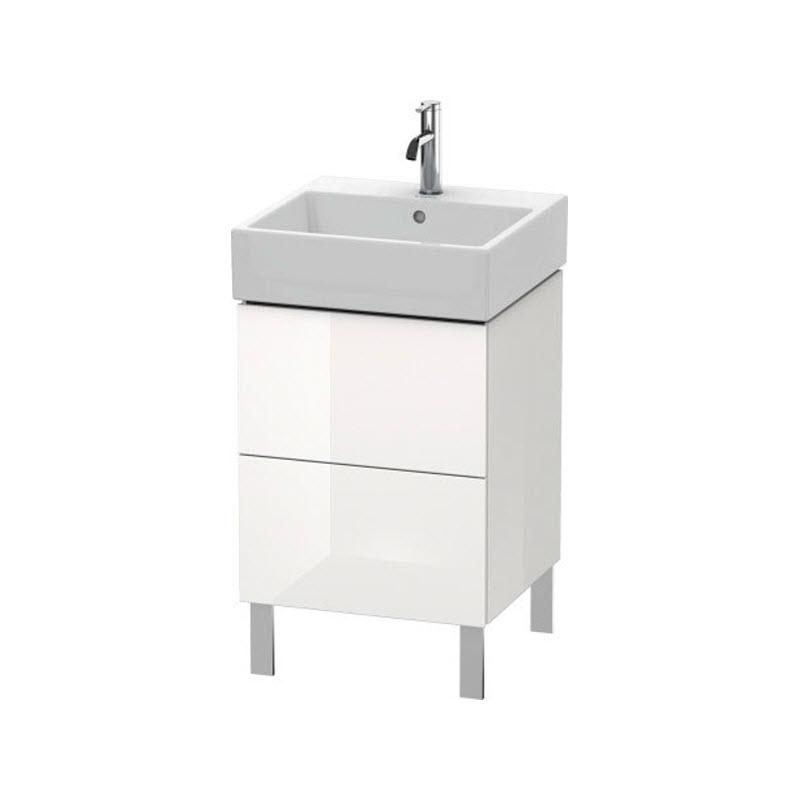 DURAVIT L-CUBE skrinka pod umývadlo stojaca biela LC677402222