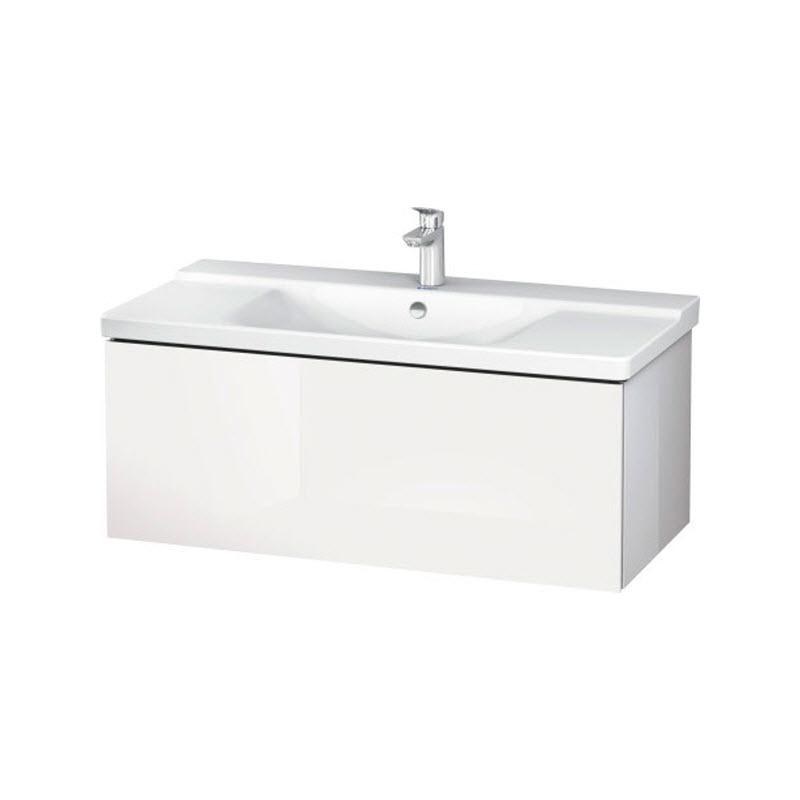 DURAVIT L-CUBE skrinka pod umývadlo závesná biela LC615002222