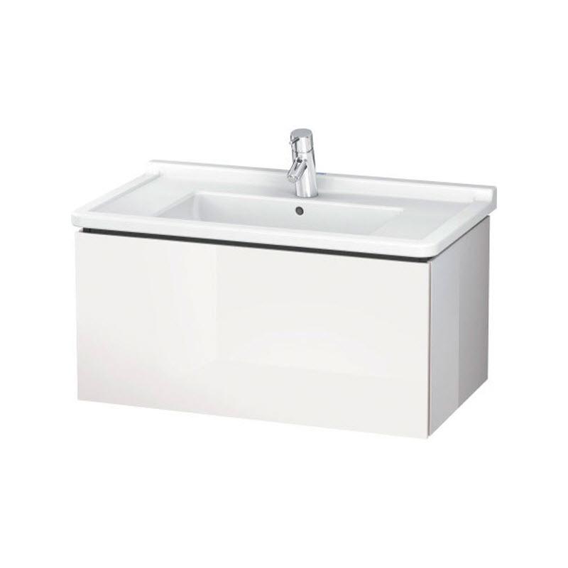 DURAVIT L-CUBE skrinka pod umývadlo závesná biela LC616502222