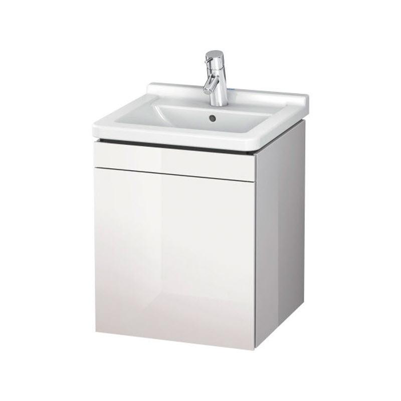 DURAVIT L-CUBE skrinka pod umývadlo závesná biela LC6168L2222