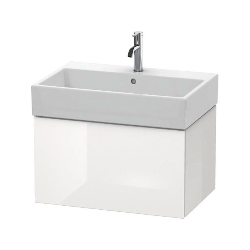 DURAVIT L-CUBE skrinka pod umývadlo závesná biela LC617602222