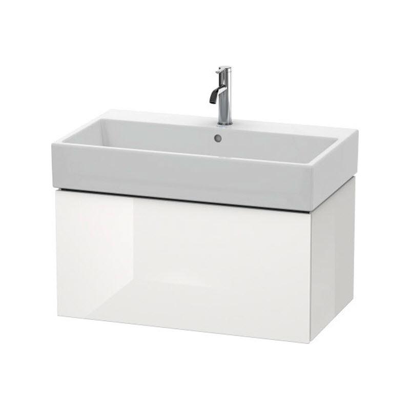 DURAVIT L-CUBE skrinka pod umývadlo závesná biela LC617702222