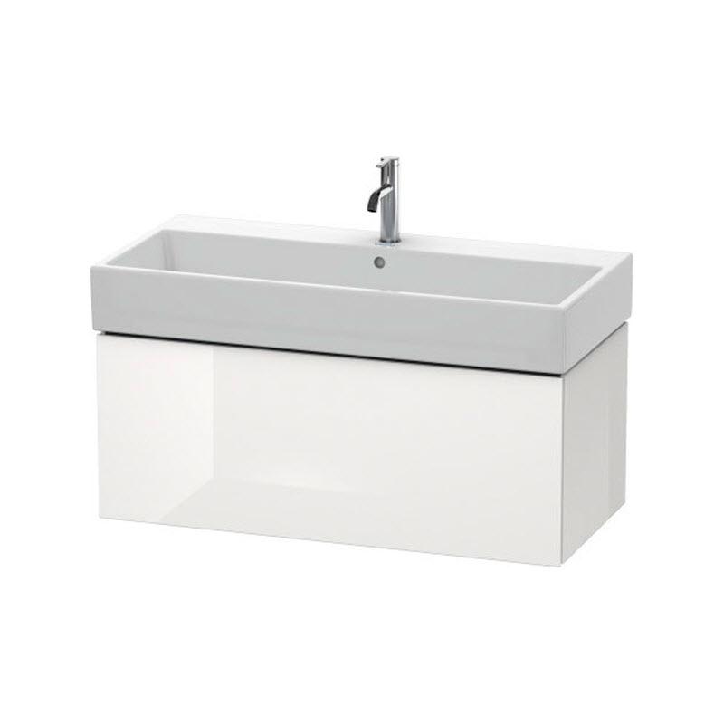 DURAVIT L-CUBE skrinka pod umývadlo závesná biela LC617802222