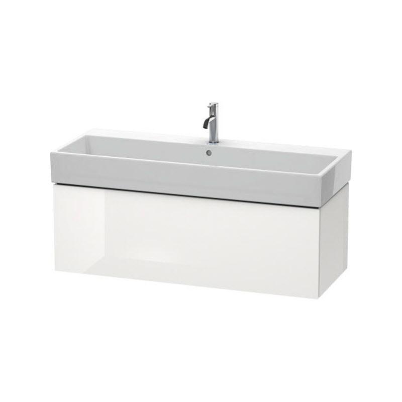 DURAVIT L-CUBE skrinka pod umývadlo závesná biela LC617902222
