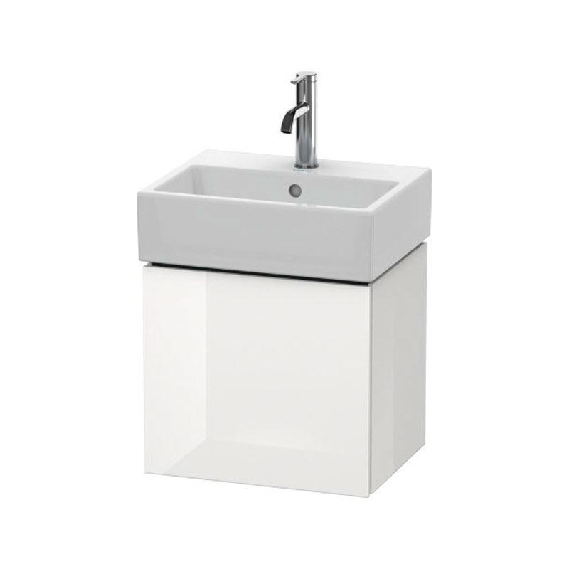 DURAVIT L-CUBE skrinka pod umývadlo závesná biela LC6245L2222