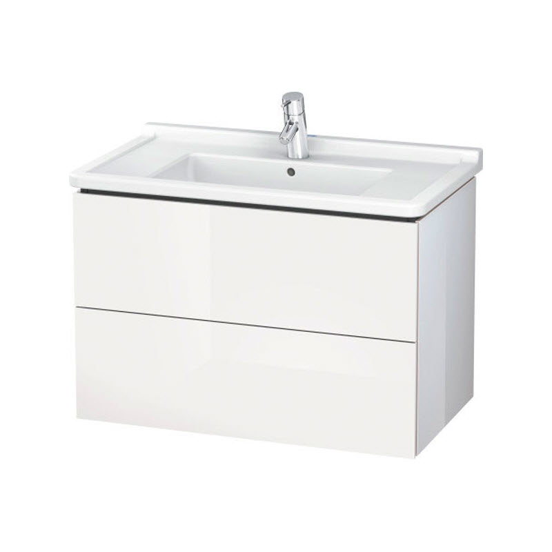 DURAVIT L-CUBE skrinka pod umývadlo závesná biela LC626502222