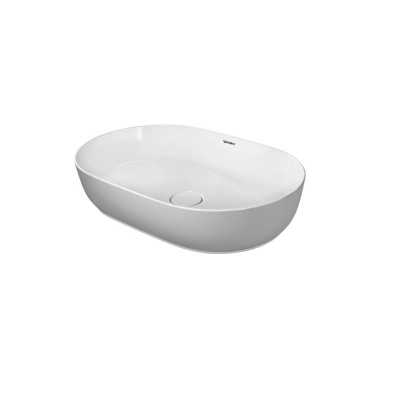 DURAVIT Luv 60 x 40 cm umývadlo na dosku s WG 03796023001